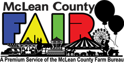mclean county fair logo